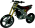 Dead rising case zero motorcycle