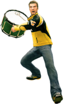 Dead rising drum main