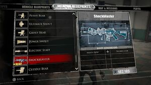 Shockblaster Blueprints