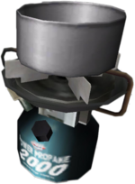 Dead rising Camp Stove