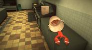 Dead rising Lobster Cucina Donacci