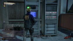 Investigate the Server Station 2