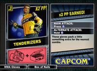 Dead rising 2 combo card Tenderizers