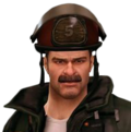Dead rising Fire Fighter Skills Pack bust