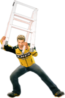 Dead rising step ladder alternate
