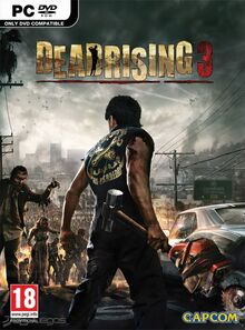 Portada Dead Rising 3