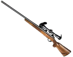 Dead rising Sniper Rifle
