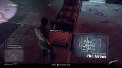 Fire Arrows Blueprints 2