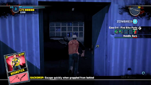 Dead rising 2 case 0 level up 3rd after jed