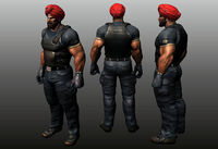 Dead rising 2 case west concept art harjit singh