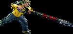 Dead rising spear combo