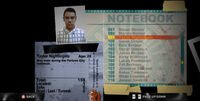 Dead rising taylor notebook