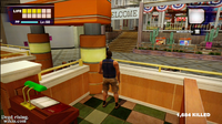 Dead rising food court chris's fine foods machine gun (2)