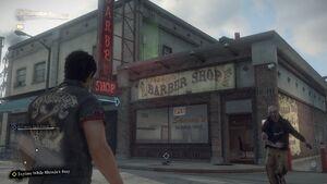 Shavey's Barber Shop