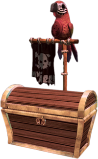 Dead rising Treasure Chest