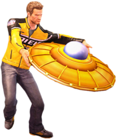 Dead rising giant spaceship toy main