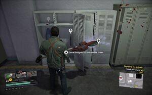 Game Designer's Shoes Emergency Station