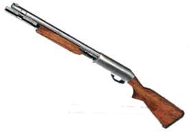 Dead rising Shotgun