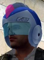 Dead rising mega buster helmet