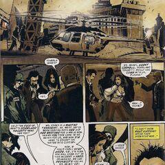 Изабелла упоминается в <i>Dead Rising: Road to Fortune</i>.