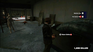 Dead rising clothing Tan Fedora (2)