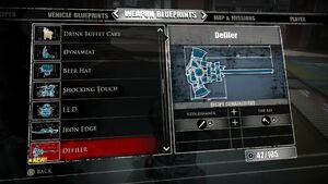 Defiler Blueprints 2