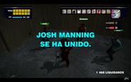 Josh se une