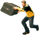 Dead rising military case combo