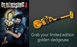 Golden Sledge Saw