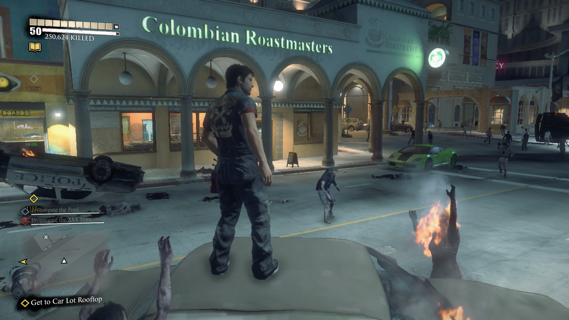 Colombian roastmasters dead rising 3 dead rising wiki fandom colombian roastmasters dead rising 3 malvernweather Image collections