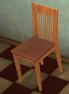 Dead rising Highback Oak Chair (2)