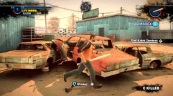 Dead rising 2 Case 0 safe house auto yard