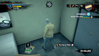 Dead rising 2 roy's mart locked room spray paint red justin tv