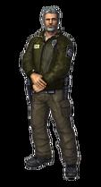 Raymond Sullivan - Personaje 03