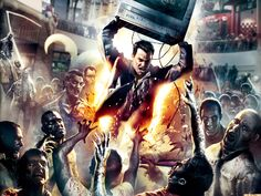 Wallpaper dead rising 02 1600