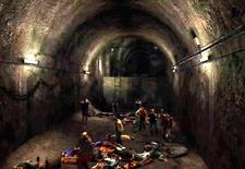 Dead Rising Clocktower Tunnels 2