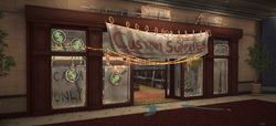 Dead rising Army Surplus Gift Store