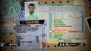 Dead rising johnny k notebook