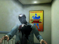 Dead rising zombies burnt by frying pan (3)