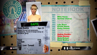 Dead Rising danni notebook