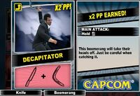 Dead rising 2 combo card Decapitator