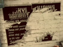 Dead rising kinky poster