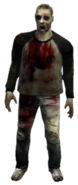 Dead rising zombies scorpion fan