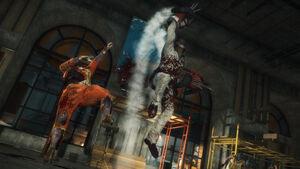 Dead rising 3 dragon-punch