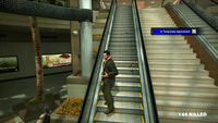Dead rising bugs escalator entrance plaza