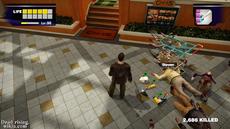 Dead rising infinity mode steven food court