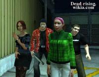 Dead rising leah sophie barricade pair (7)