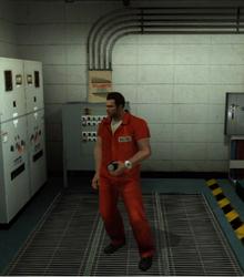 Prisoner Outfit