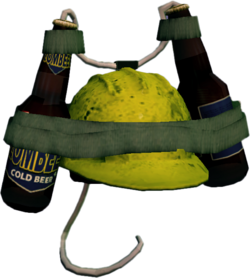 Dead rising Beer Hat