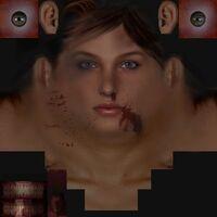 Isabela Face Blood